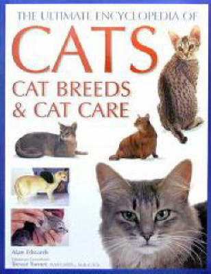 Ult Enc of Cats Cat Breeds & Cat Care