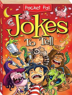 Jokes to Tell (Pocket Pal)
