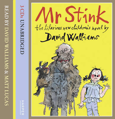 Mr Stink (Audio CD)