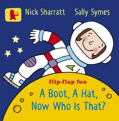 A Boot, a Hat, Now Who is That? (Flip-Flap Fun)
