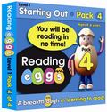 Starting Out Book Pack 4 - ABC Reading Eggs Level 1 (4-6 years)