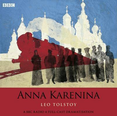 Anna Karenina (Audio-CD, abridged, 4 CDs)