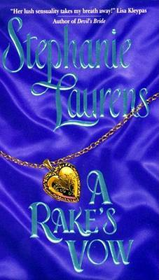 Rakes Vow (Cynster #2)