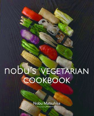 Nobu Vegetarian cookbook