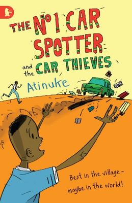 The No. 1 Car Spotter and the Car Thieves (The No. 1 Car Spotter #3)