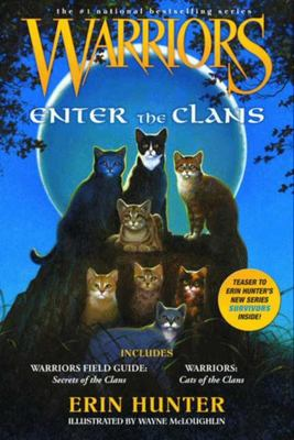 Enter the Clans (Warriors Field Guide Omnibus)
