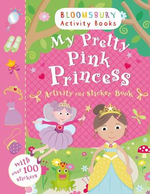My Pretty Pink Princess Activity and Sticker Book