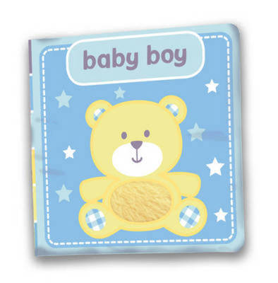 Baby Boy: A First Soft Cloth Gift Book