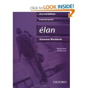 Elan Grammar for AQA AS & A2 Grammar Workbook & CD