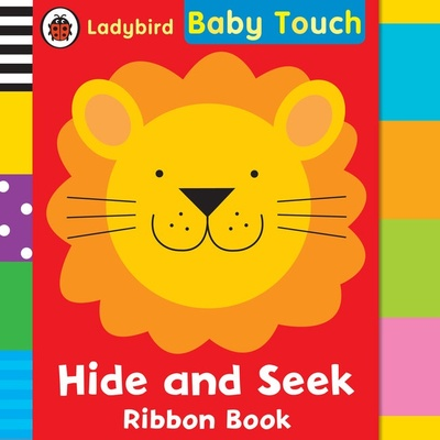Hide and Seek Ribbon Book (Baby Touch)