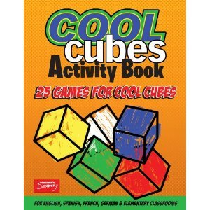 Cool Cubes Activity Book