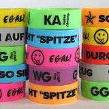 Wristbands - German
