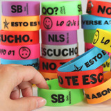 Wristbands - Spanish