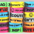 Wristbands - French