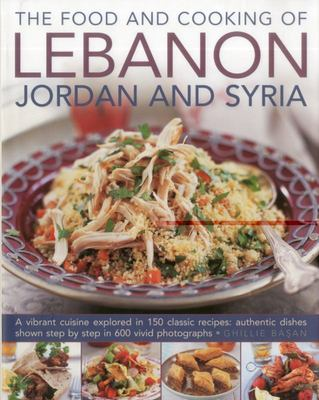 Food and Cooking of Lebanon, Jordan and