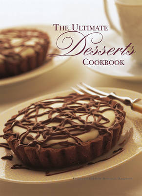 Ultimate Desserts Cookbook