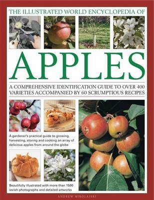 The Illustrated World Encyclopedia of Apples: a Comprehensive Identification Guide to Over 400 Varieties Accompanied by 95 Scrumptious Recipes