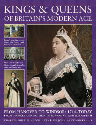 Kings and Queens of Britain's Modern Age