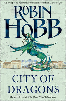 City of Dragons (Book 3)