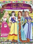 Fairy Tale Princesses Paper Dolls