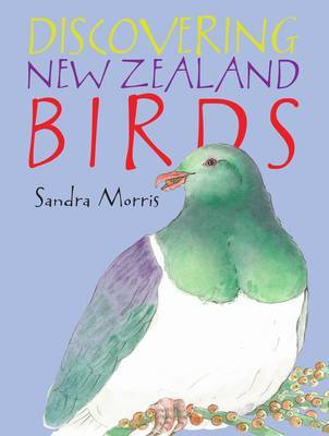 Discovering New Zealand Birds