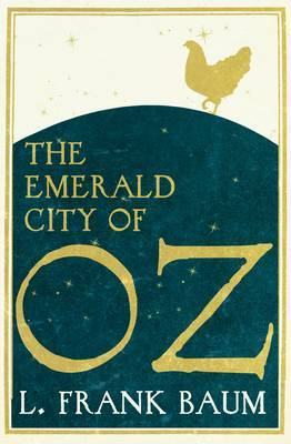 The Emerald City of Oz (#6)