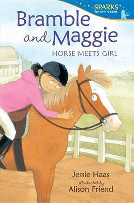 Horse Meets Girl (Bramble and Maggie #1)