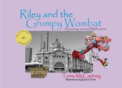 RILEY AND THE GRUMPY WOMBAT