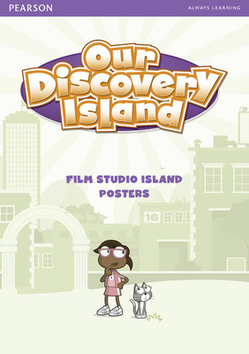 Our Discovery Island Level 3 (Film Studio) Posters