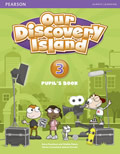 Our Discovery Island  Level 3 (Film Studio) Student's Book
