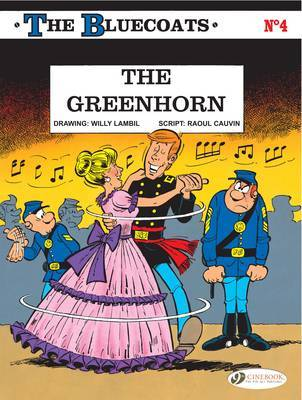 The Greenhorn (Bluecoats #4)