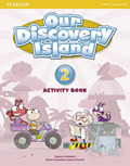 Our Discovery Island Level 2 (Space Island) Activity Book