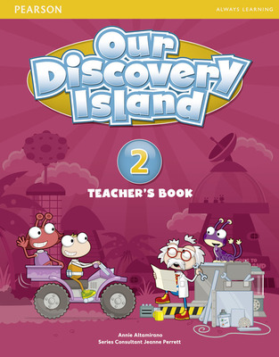 Our Discovery Island Level 2 (Space Island) Teacher's Book