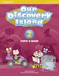 Our Discovery Island Level 2 (Space Island) Pupil's Book
