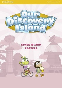 Our Discovery Island Level 2 (Space Island) Posters