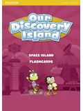 Our Discovery Island Level 2 (Space Island) Flashcards
