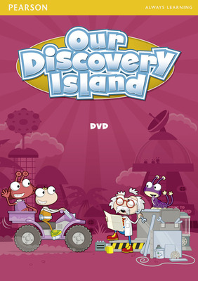 Our Discovery Island Level 2 (Space Island) DVD