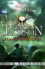 Percy Jackson & the Sea of Monsters (#2)