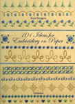 101 Ideas for Embroidery on Paper
