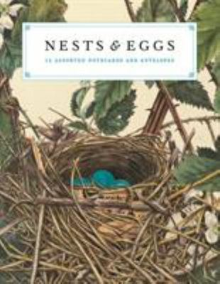 Nests and Eggs Notecards