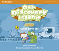 Our Discovery Island Starter (Family Island) Class Audio CDs
