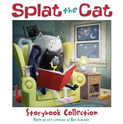 Splat the Cat Storybook Collection