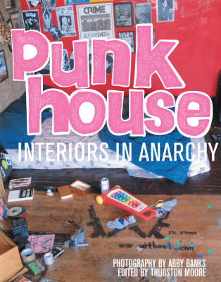 Punk House Interiors in Anarchy