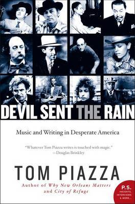 DEVIL SENT THE RAIN MUSIC AND WRITING IN