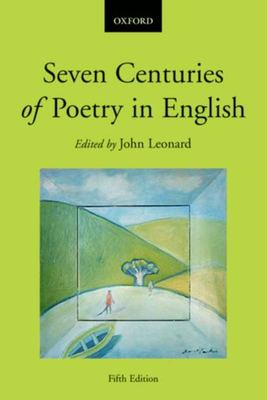 SEVEN CENTURIES OF POETRY IN E