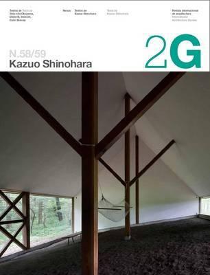 Kazuo Shinohara Casas Houses 2G 58/59