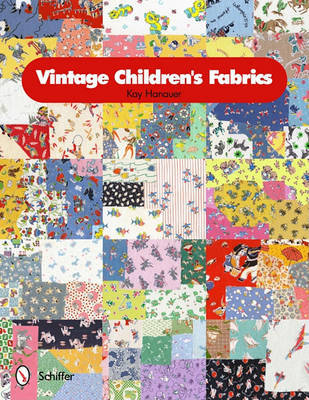 Vintage Childrens Fabric