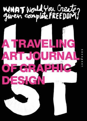 Lust a Traveling Art Journal of Graphic Design