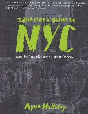 Zinesters Guide to New York City