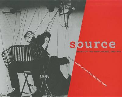 Source Music of the Avant Garde 1966 1973